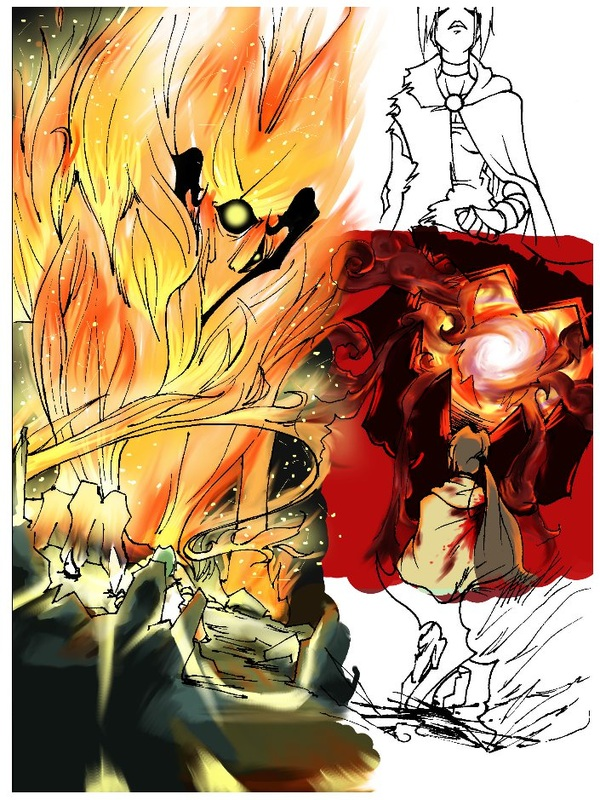 comic portfolio